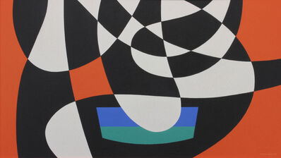Raymond Jonson, 'Oil No. 1', 1958