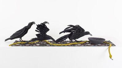 Carol Eckert, 'A Bird in the House', 2021