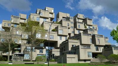 Moshe Safdie, 'Habitat '67, World Exposition', 1967