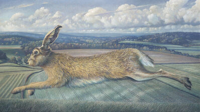 James Lynch, 'The Longleat Hare', 2018