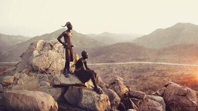 Jimmy Nelson, 'IV 476 Pupa falls, Namibia', 2014