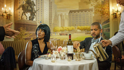 Ragnar Kjartansson, 'Scenes from Western Culture, Dinner (Jason Moran and Alicia Hall Moran)', 2015