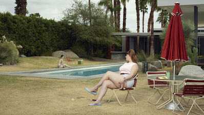 Erwin Olaf, 'At the Pool', 2018