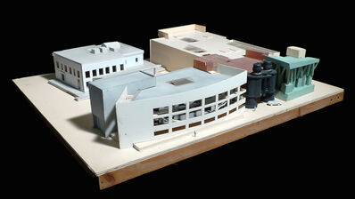 Frank Gehry, 'Chiat/Day Building Final Model, Venice, California', 1985-1991