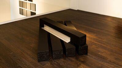Noriyuki Haraguchi, 'Five Square Pillars', 2019