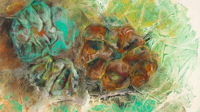 Nancy Chu Woo, 'Three Peppers', 2011