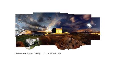 Jeremy Kidd, 'St Ives Island', 2013