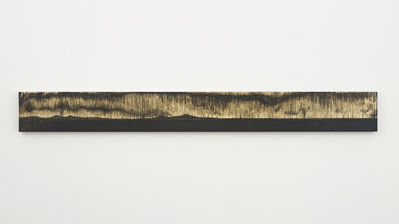 Teresita Fernández, 'Golden (Scroll 2)', 2014