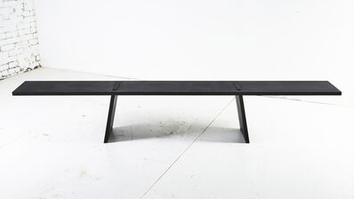 Eric Slayton, 'Gravity Bench', 2018