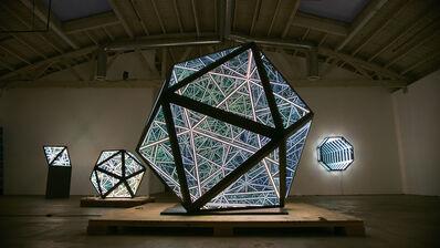 Anthony James, 'Portal Icosahedron', 2020