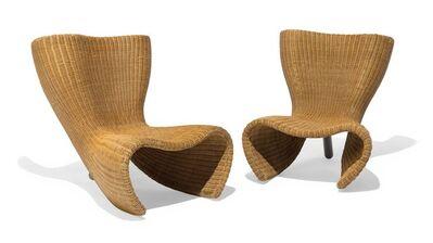Marc Newson, 'Pair of Wicker Chairs', circa 1990