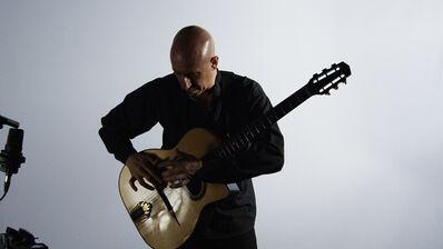 R. Luke DuBois, 'Elliott Sharp, Guitar', 2014
