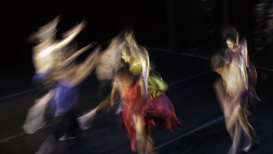 Mikhail Barishnikov, 'Looking for the Dance, Untitled #34', 2010