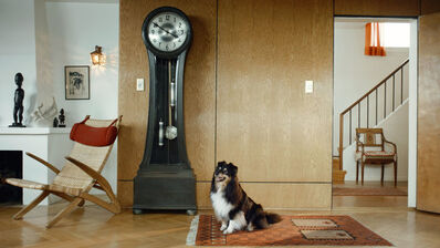 Ragnar Kjartansson, 'Scenes from Western Culture, Dog and Clock', 2015
