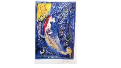 Marc Chagall, 'Wedding', Unknown