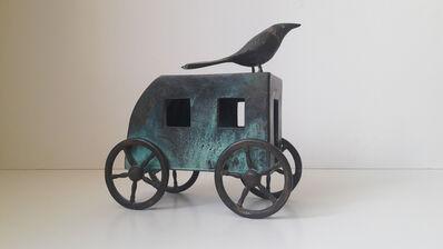 Mustafa Ali, 'Bird on Carriage', 1995