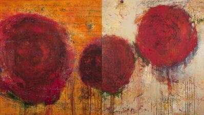 Adam Shaw (b. 1957), 'Dogen's Roses'
