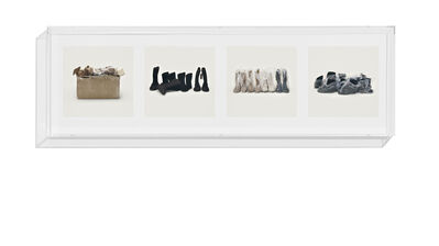 Taryn Simon, 'Footwear, UGG (Counterfeit), Contraband', 2010