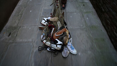 THENJIWE NIKI NKOSI, 'JETSAM', 2015