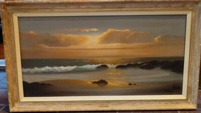 Paul Tilley, 'Laguna Sunset', 1963