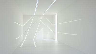 Gioberto Noro, 'Veduta (vedute sul tempo circolare, in prospettiva) ', 2017