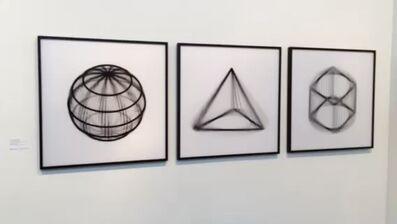 Francois Wunschel, 'Geometric Rotation #1', 2015