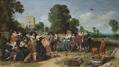 Dirck Hals, 'The Fête champêtre', 1627