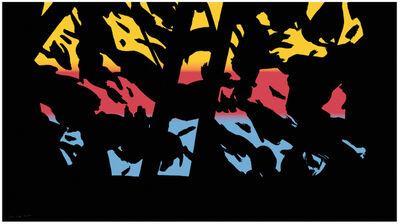 Alex Katz, 'Sunset 3, from Sunrise Sunset Portfolio', 2020