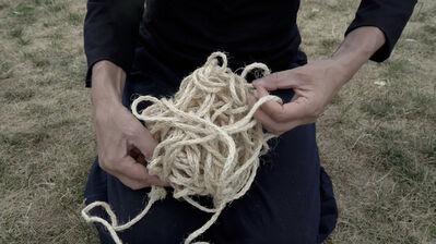 Sari Nordman, 'The Rope', 2019