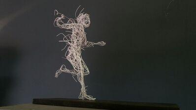 Stefanie Welk, 'Kleiner Läufer', 2017