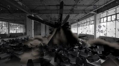Jorge Luis Linares, 'Explosión 02', 2018