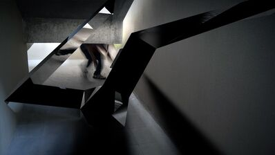 Jorge Luis Linares, 'Geometric intervention', 2013