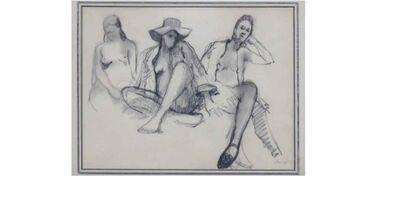 Arthur Coppedge, 'Three Figures', Unknown