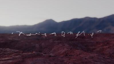 Jenna Sutela, 'nimiia cétiï ', 2018