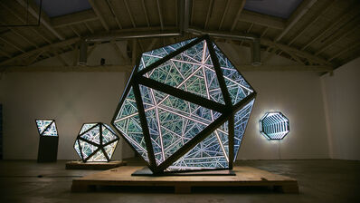 Anthony James, 'Portal Icosahedron', 2019