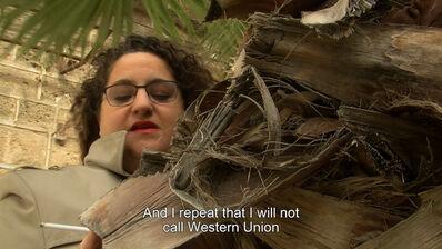 Liv Schulman, 'Control S03E04: The New Arabic Cinema', 2016-2017