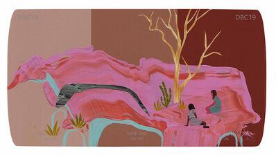 Seonna Hong, 'Earth Bed'