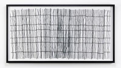 Brenda Mallory, 'Raveled Lines #1', 2018