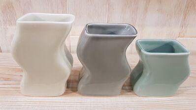 Jen Watson, 'Wiggle Vases (Set 3)', 2016