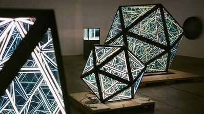 Anthony James, 'Portal Icosahedron,', 2019