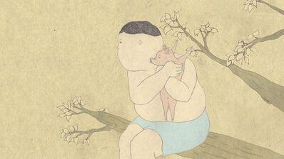 Atsushi Wada, 'In a Pig's Eye [Wakaranai Buta]', 2010