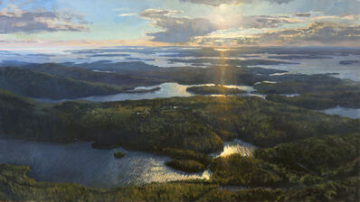 Alexandra Tyng, 'Parallel Lakes'