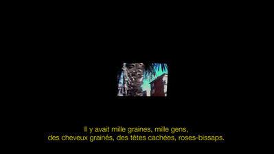 Julien Creuzet, 'Opéra-archipel, la serre à palabres, prélude (...)', 2015