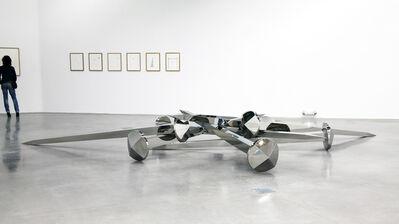 Yazid Oulab, 'ALIF – NAIL', 2012