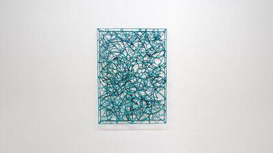 Leonardo Ulian, 'Wire collide 1001', 2019