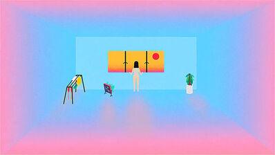 Wong Ping 黃炳, 'Stop Peeping ', 2014