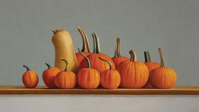 Janet Rickus, 'Squash and Pumpkins', 2016