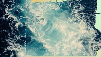 Zach Nader, 'the wave', 2015