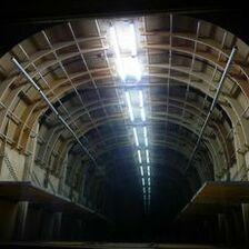 Mark Justiniani, 'Tunnel (in progress)', 2013