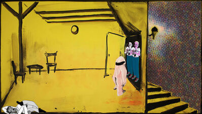 Tala Madani, 'Wrong House', 2014